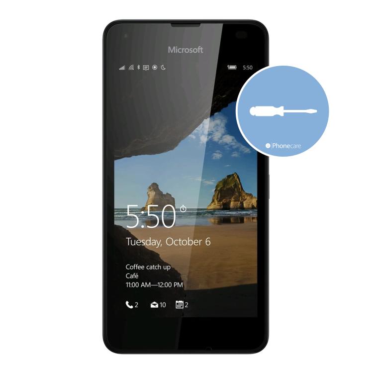 Austausch Powerbutton/Laut-Leiser Taste Lumia 550