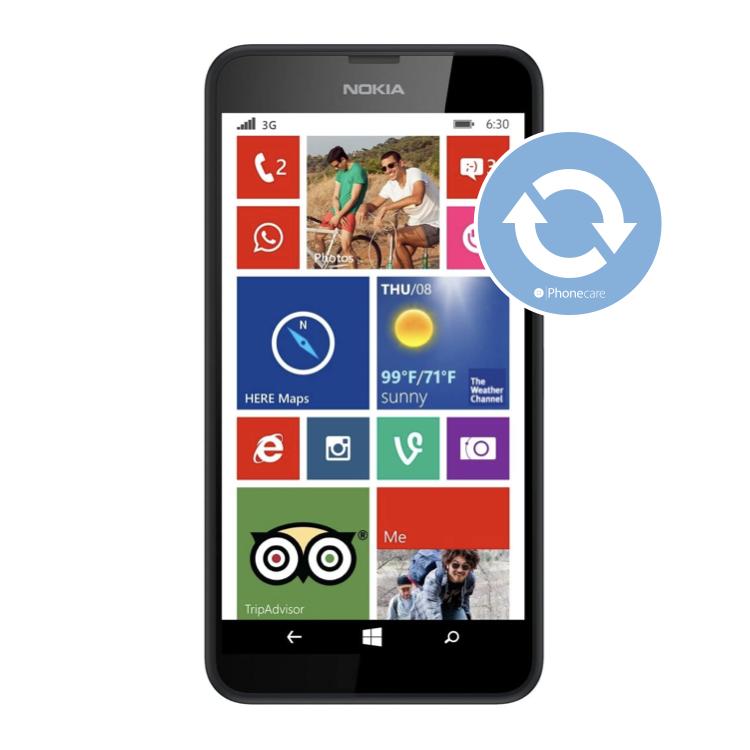 Datenübertragung Lumia 630