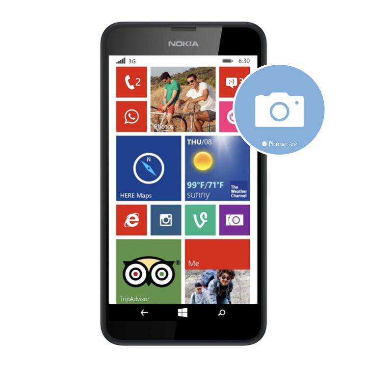 Austausch Frontkamera Lumia 630