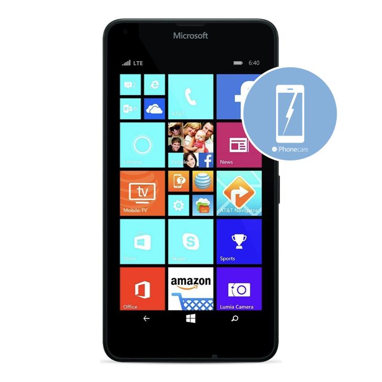 Austausch Displayeinheit Lumia 640