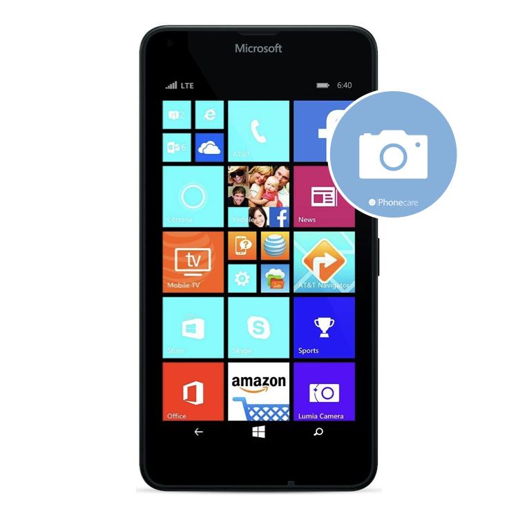 Austausch Hauptkamera Lumia 640