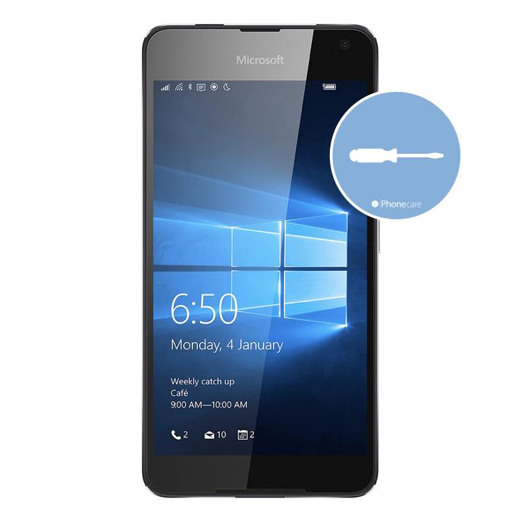 Austausch Powerbutton/Laut-Leiser Taste Lumia 650
