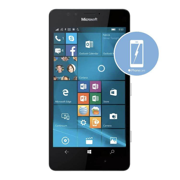 Austausch Displayeinheit Microsoft Lumia 950