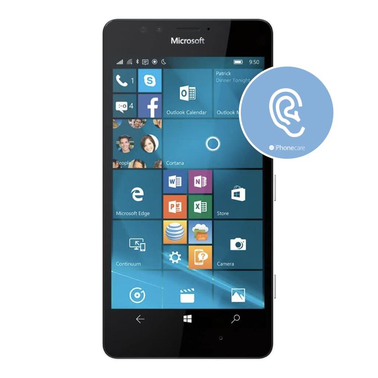 Austausch Hörer Lumia 950