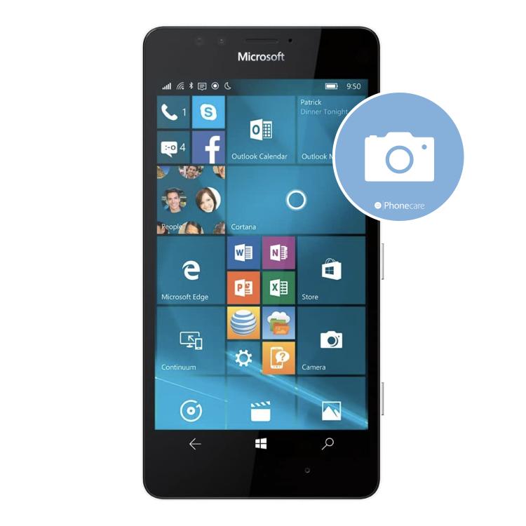 Austausch Frontkamera Lumia 950