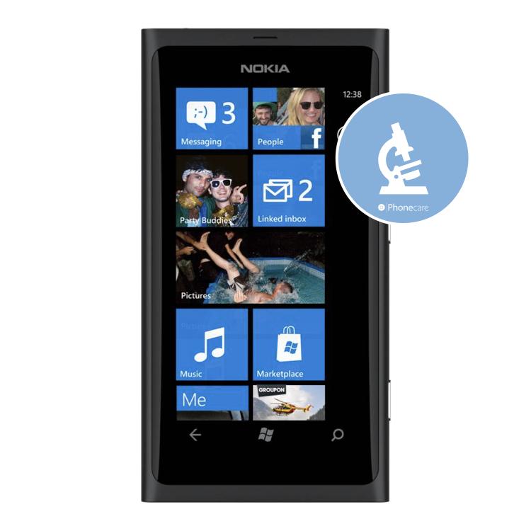 Diagnose Nokia Lumia 800