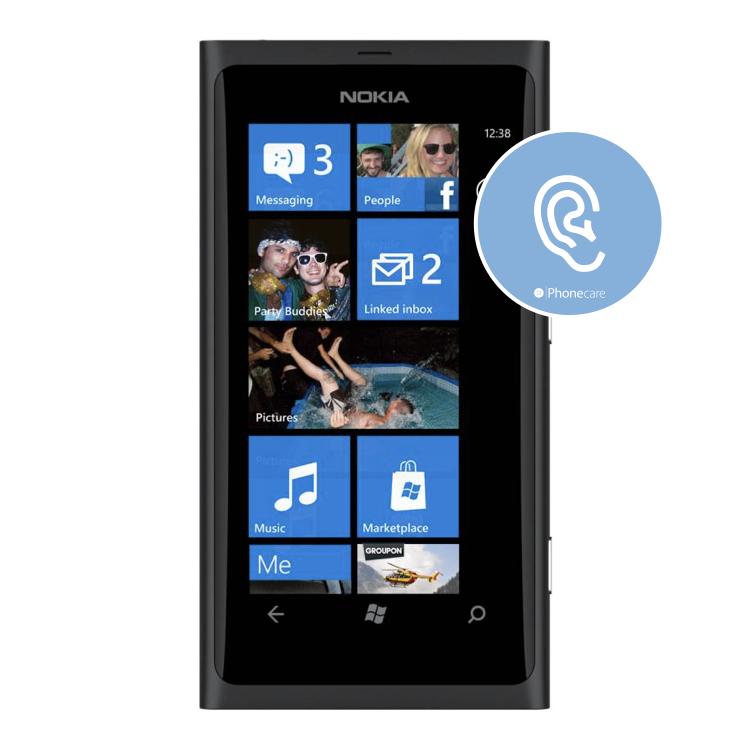 Austausch Hörer Nokia Lumia 800