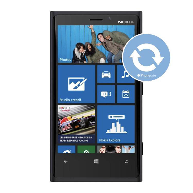 Datenübertragung Nokia Lumia 920