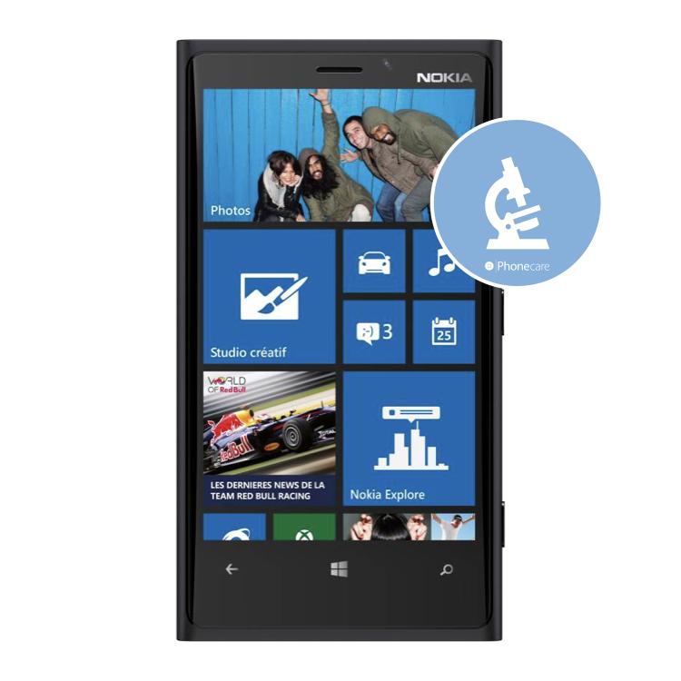 Diagnose Nokia Lumia 920
