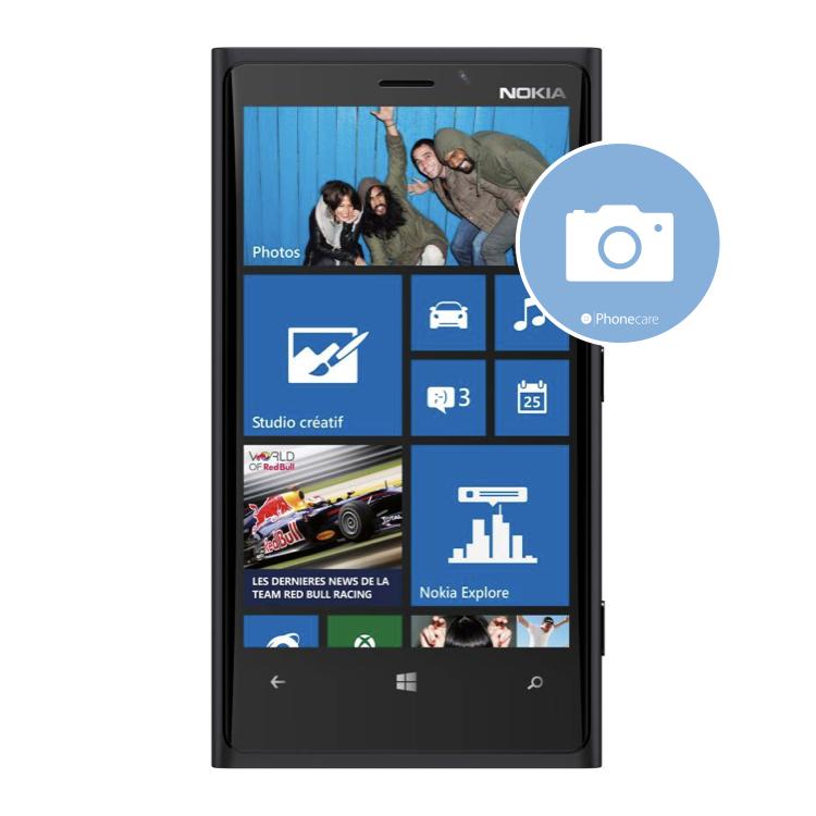 Austausch Frontkamera Nokia Lumia 920