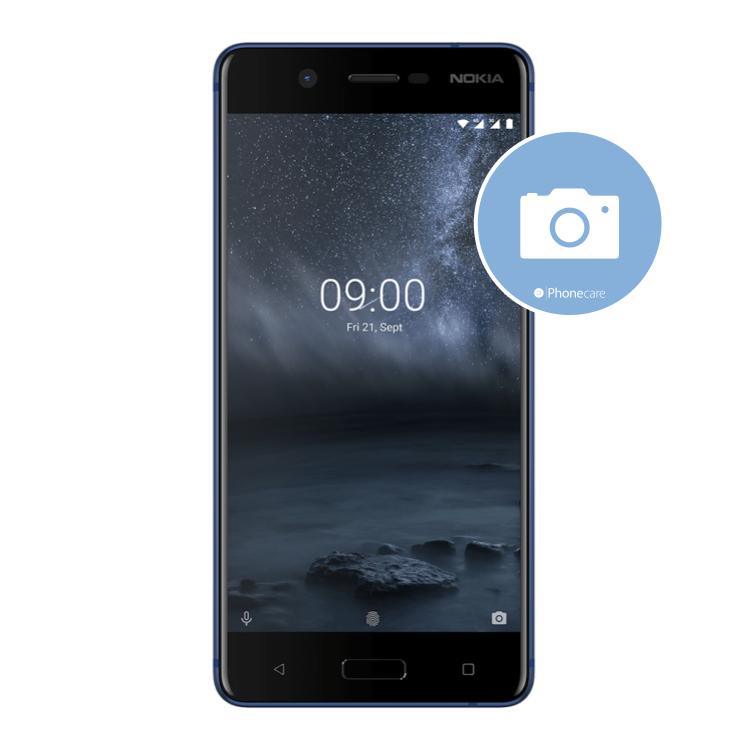 Austausch Hauptkamera Nokia 5