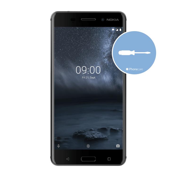 Austausch Backcover Nokia 6 (2017)