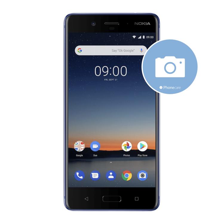 Austausch Hauptkamera Nokia 8