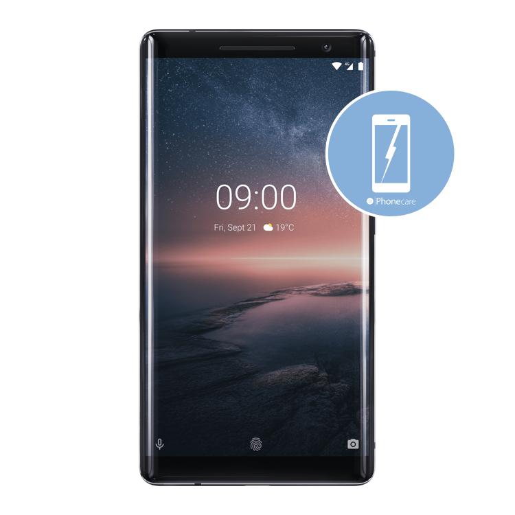 Austausch Displayeinheit Nokia 8 Sirocco