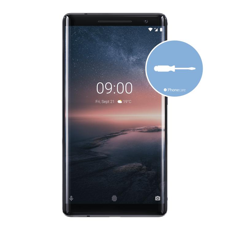 Austausch Powerbutton/Laut-Leiser Taste Nokia 8 Sirocco