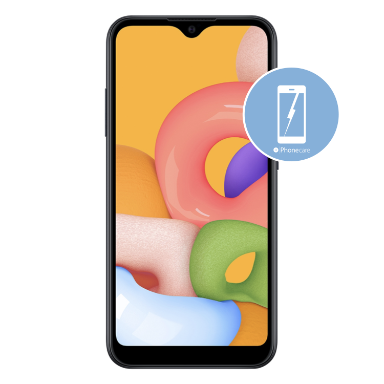 Austausch Displayeinheit Samsung Galaxy A01 A015F