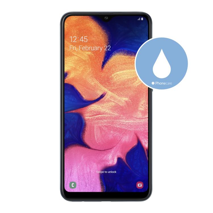 Flüssigkeitsschaden (Diagnose) Samsung Galaxy A10