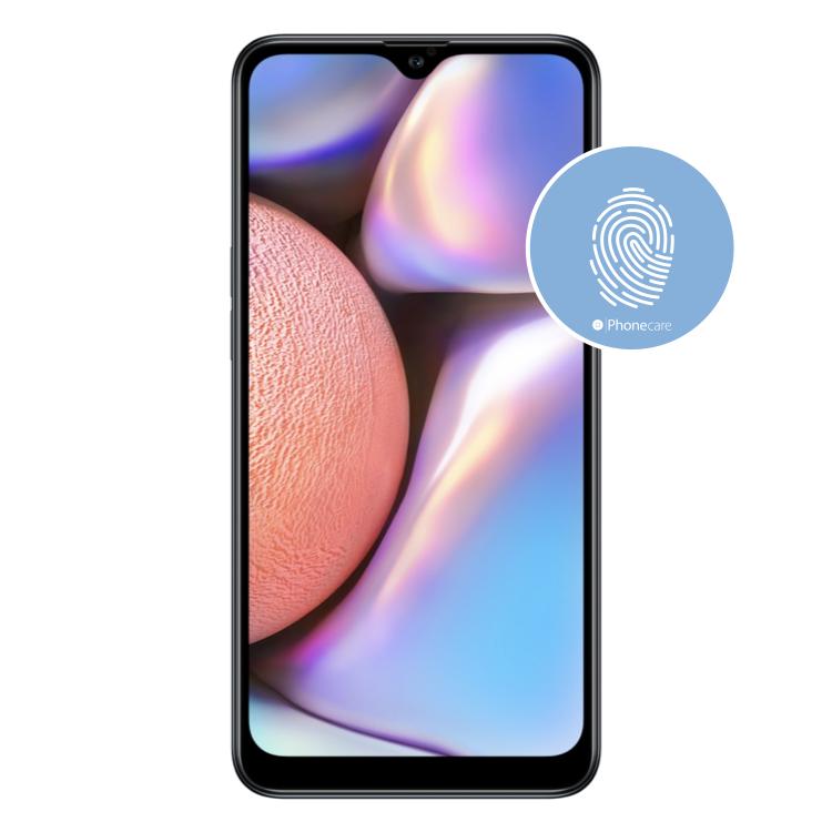 Austausch Fingerabdrucksensor / Fingerprint / Touch ID Samsung Galaxy A10s A107F