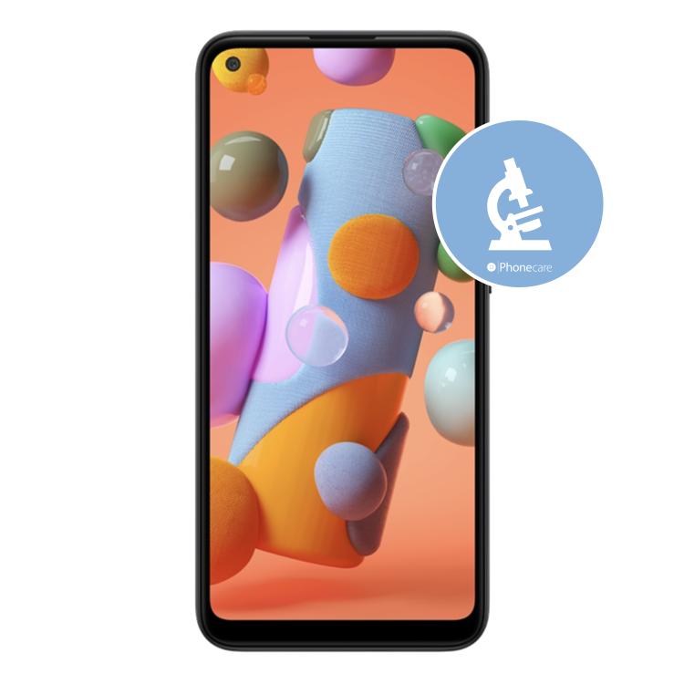 Diagnose Samsung Galaxy A11