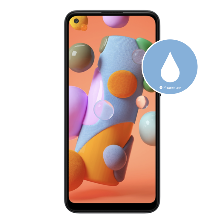 Flüssigkeitsschaden (Diagnose) Samsung Galaxy A11