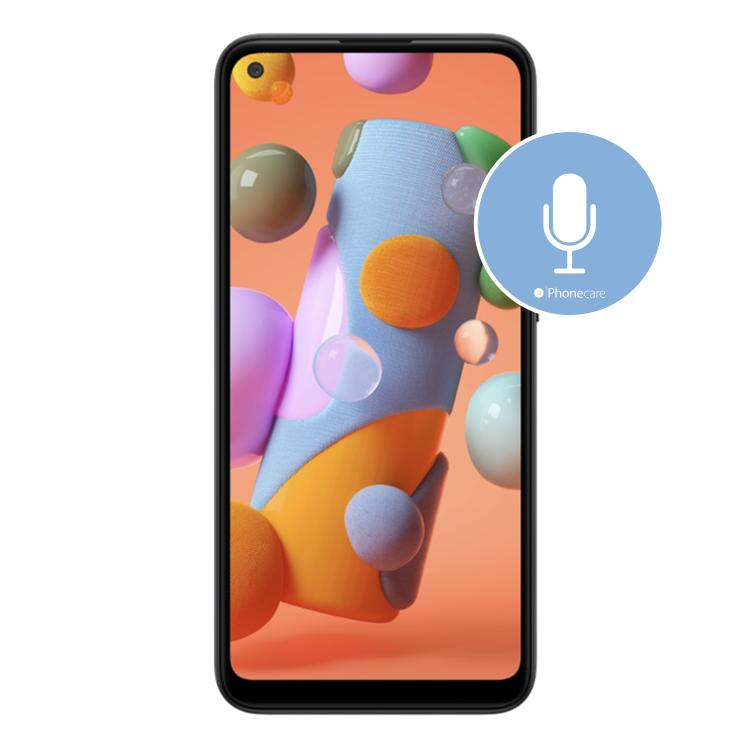Austausch Mikrofon Galaxy A11 A115F