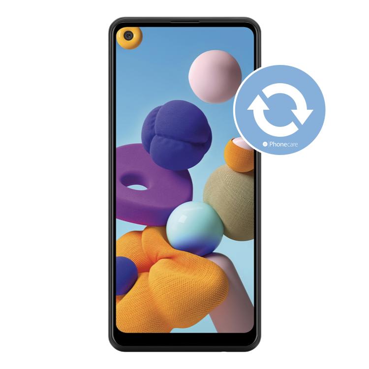 Datenübertragung Samsung Galaxy A21s