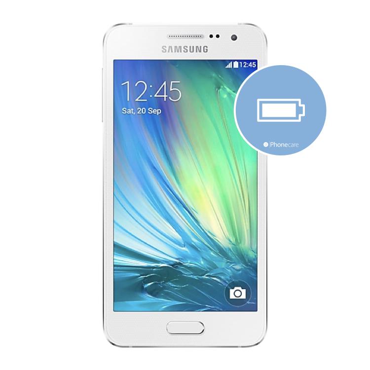 Austausch Akku Samsung Galaxy A3 A300F (2015)