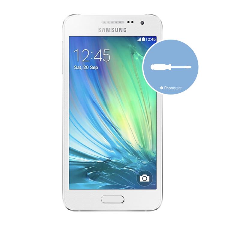 Austausch Powerbutton/Laut-Leiser Taste Samsung Galaxy A3 A300F (2015)