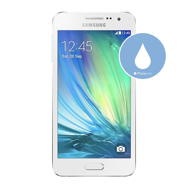 Flüssigkeitsschaden (Diagnose) Samsung Galaxy A3 (2015)