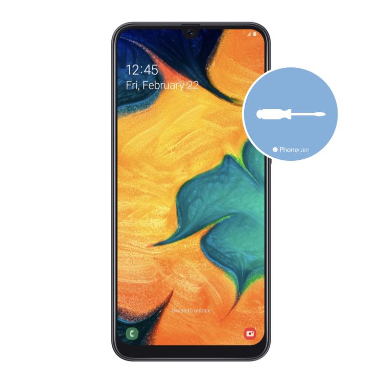 Austausch Backcover Samsung Galaxy A30 A305F