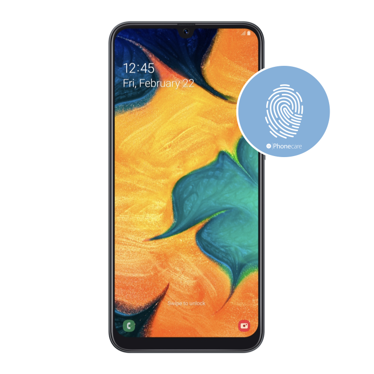 Austausch Homebutton Samsung Galaxy A30 A305F