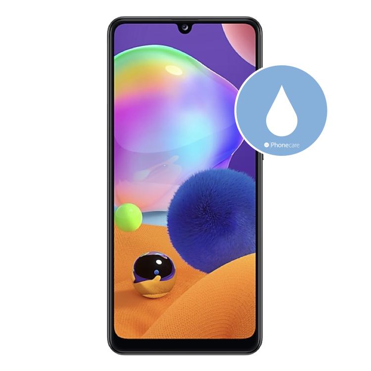 Flüssigkeitsschaden (Diagnose) Samsung Galaxy A31