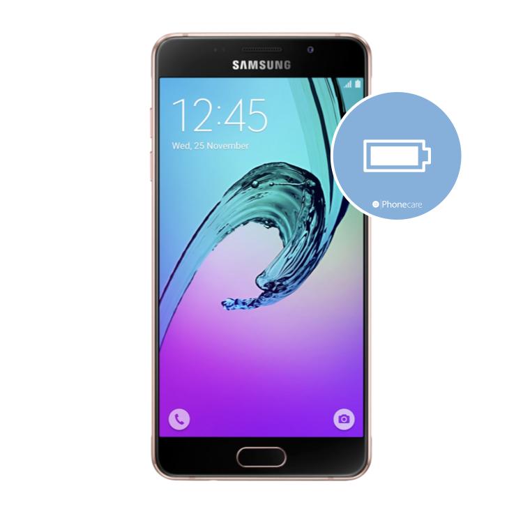 Austausch Akku Samsung Galaxy A5 A510F (2016)