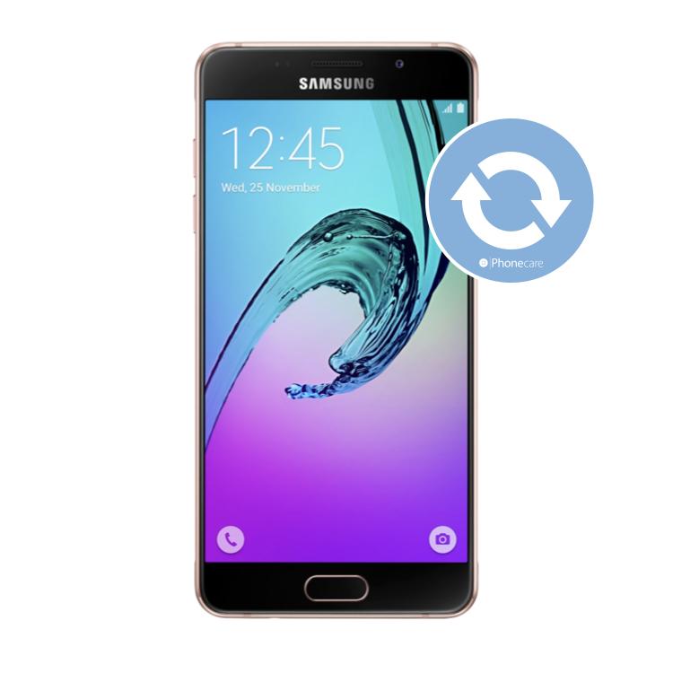 Datenübertragung Samsung Galaxy A5 (2016)
