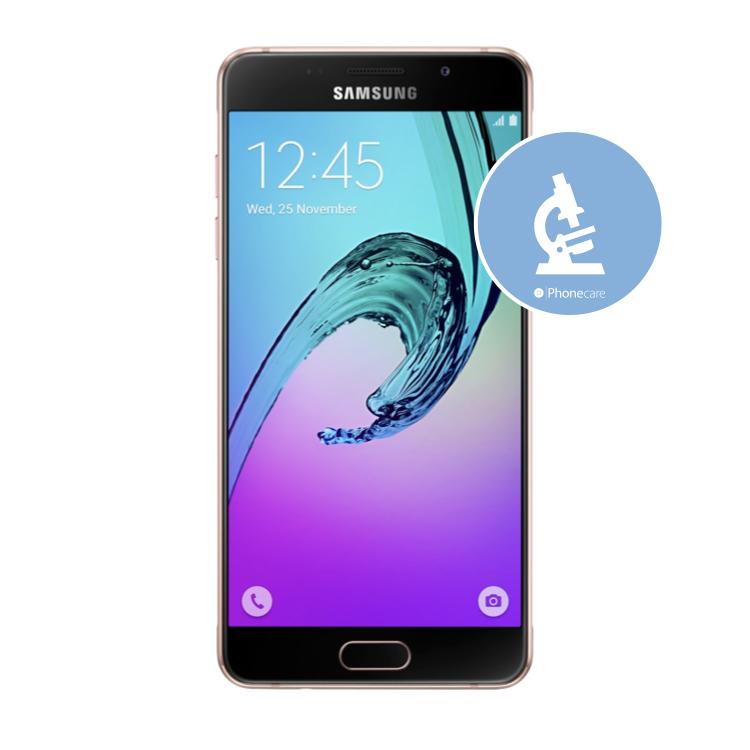 Diagnose Samsung Galaxy A5 (2016)