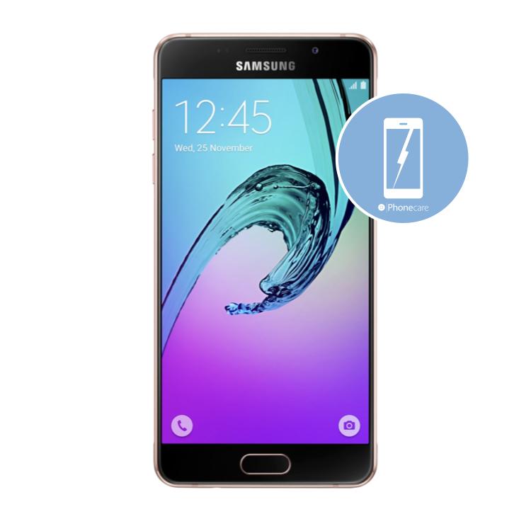 Austausch Displayeinheit Samsung Galaxy A5 A510F (2016)