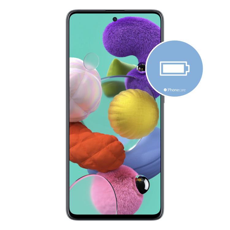 Austausch Akku Samsung Galaxy A51 A515F