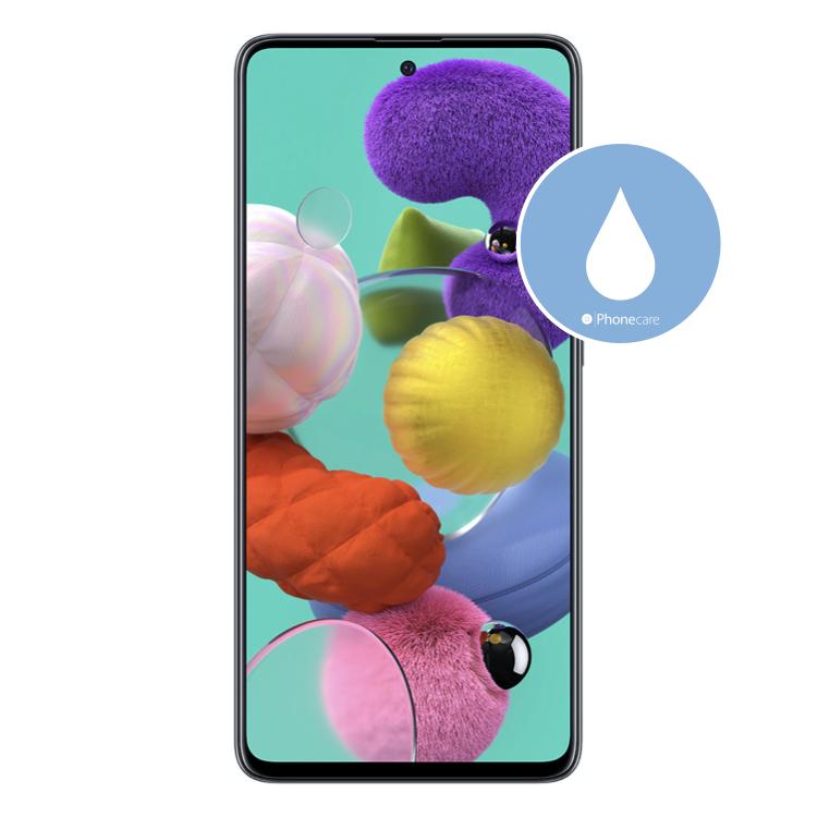 Flüssigkeitsschaden (Diagnose) Samsung Galaxy A51