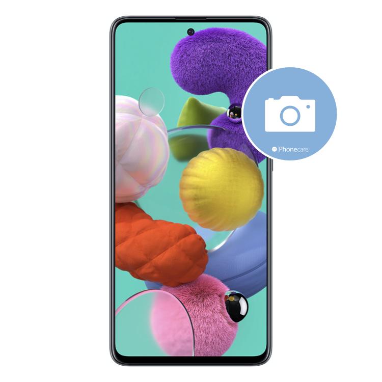 Austausch Kameraglas Samsung Galaxy A51 A515F