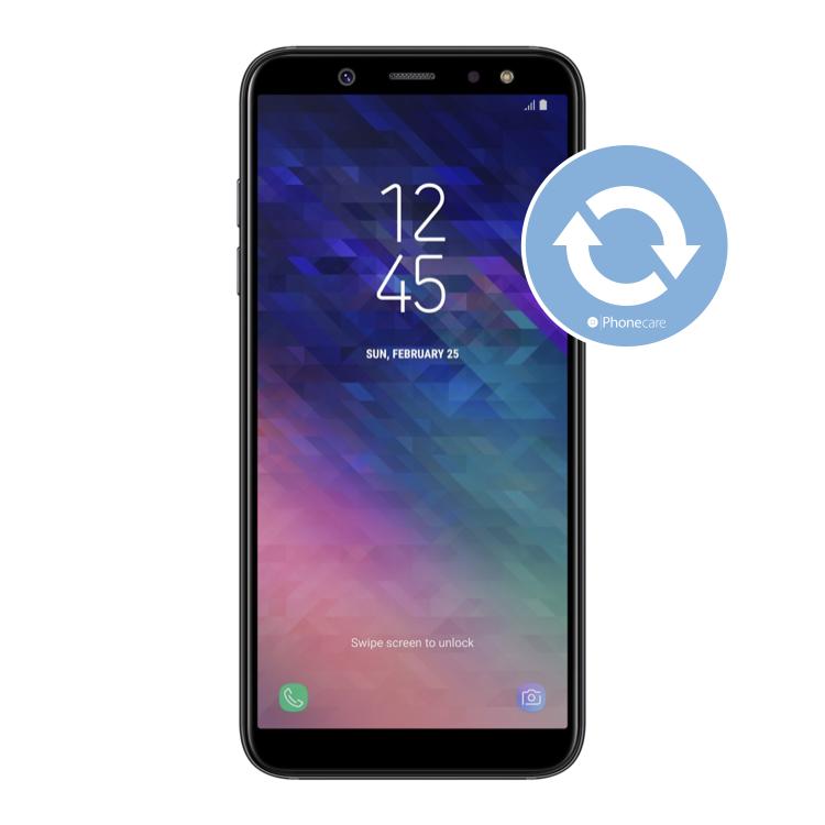 Datenübertragung Samsung Galaxy A6 (2018)
