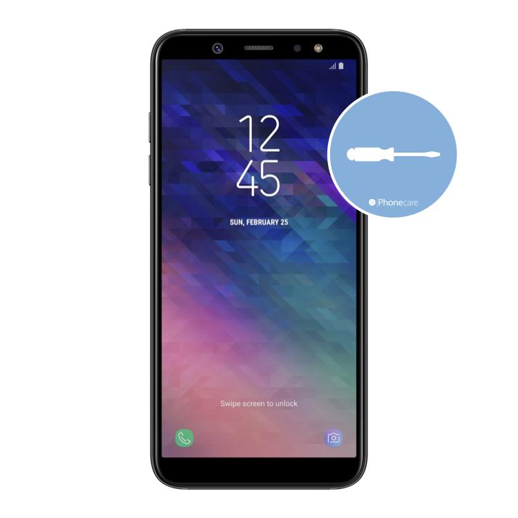 Austausch Powerbutton/Laut-Leiser Taste Samsung Galaxy A6 A600 (2018)