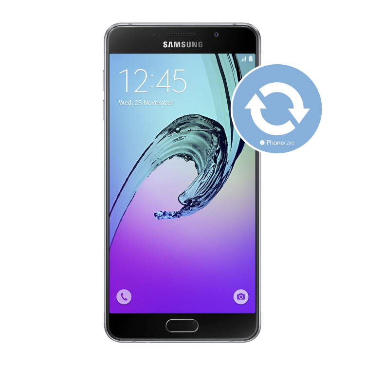 Datenübertragung Samsung Galaxy A7 (2016)