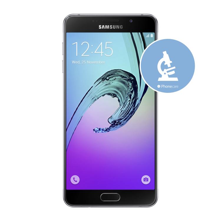 Diagnose Samsung Galaxy A7 (2016)