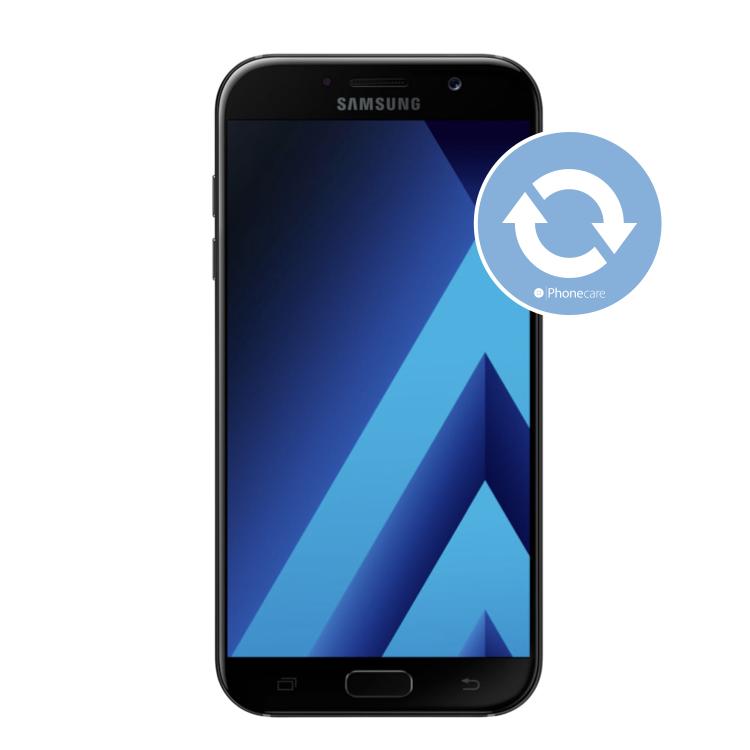Datenübertragung Samsung Galaxy A7 (2017)