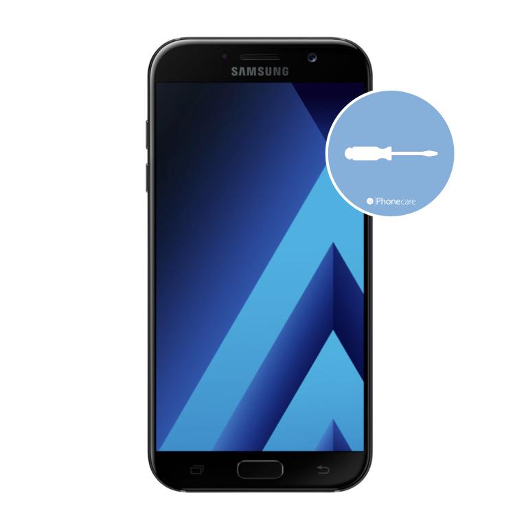 Austausch Powerbutton/Laut-Leiser Taste Samsung Galaxy A7 A720F (2017)