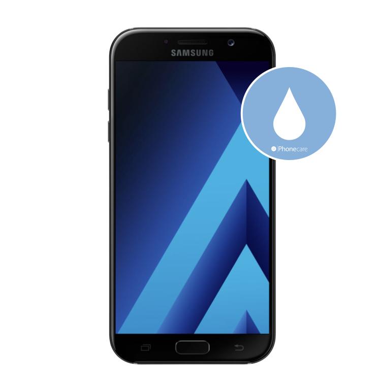 Flüssigkeitsschaden (Diagnose) Samsung Galaxy A7 (2017)