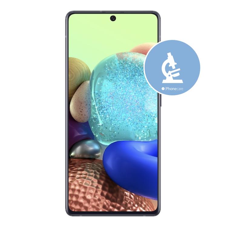 Diagnose Samsung Galaxy A71