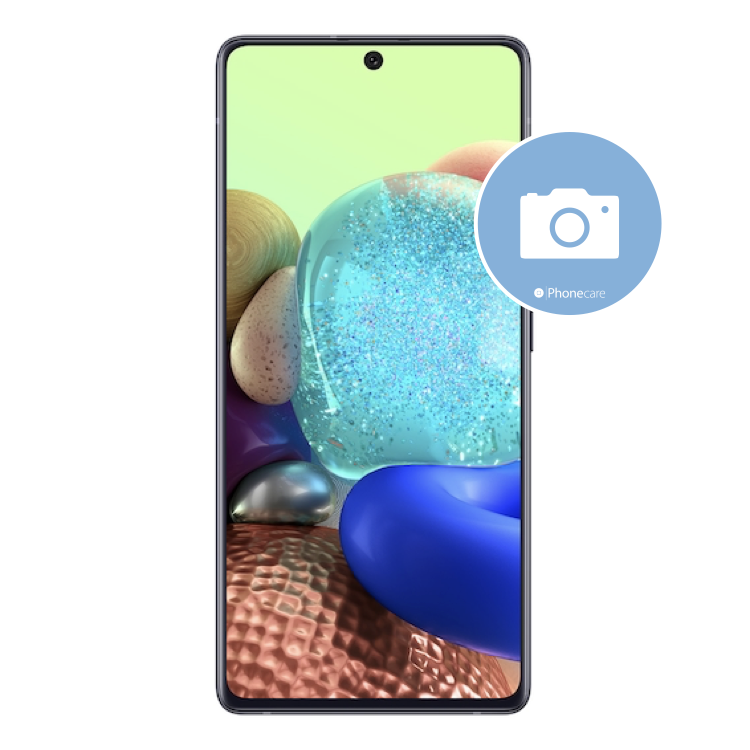 Austausch Kameraglas Samsung Galaxy A71 A715F