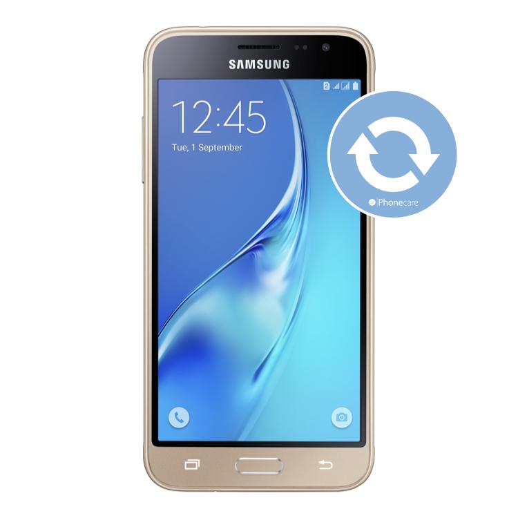 Datenübertragung Samsung Galaxy J3 (2016)