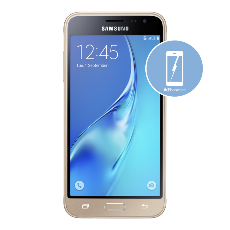 Austausch Displayeinheit Samsung Galaxy J3 J320F (2016)